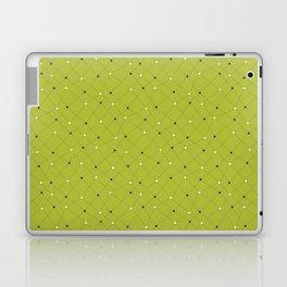 Chemistry Class Doodles - Lime Laptop & iPad Skin