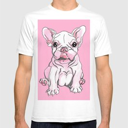 Frenchie Pup T-shirt