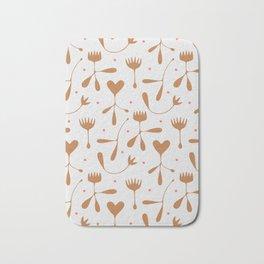 Autumn Seed Bath Mat