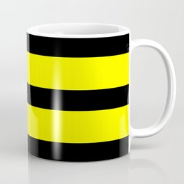 Bumblebee Stripes Coffee Mug
