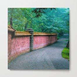 Abby Aldrich Rockefeller Garden Metal Print