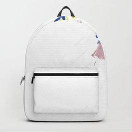 Hawkins Waffles Backpack