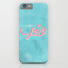 All You Need Slim Case iPhone 6s
