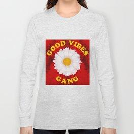 Good Vibes Gang Long Sleeve T-shirt