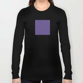 Hue: Ultra Violet Long Sleeve T-shirt
