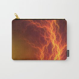 Fire and Lightning Carry-All Pouch