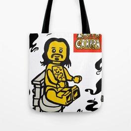 ZAPPA CRAPPA Lego Minifigure Tote Bag