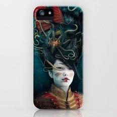 Queen of the Wild Frontier Slim Case iPhone (5, 5s)