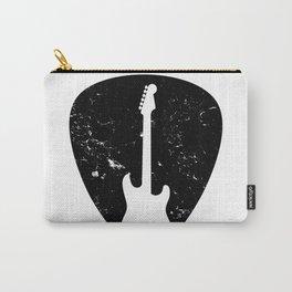 Guitarist Guitar Pick Plectrum Musician Gift Carry-All Pouch