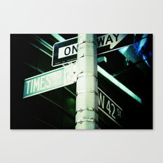 42nd Canvas Print