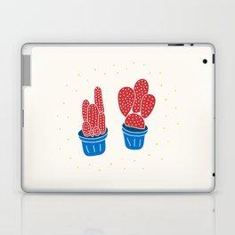 Happy Cacti Laptop & iPad Skin