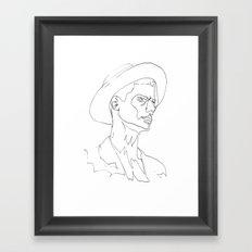 CLD9 Framed Art Print