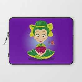 Mariette/Character & Art Toy design for fun Laptop Sleeve