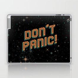 Don't Panic! Pixel Art Laptop & iPad Skin