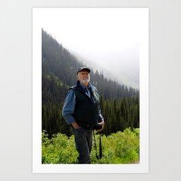 Portrait of a Beautiful Life 2 Art Print