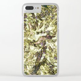 Harsh Clear iPhone Case