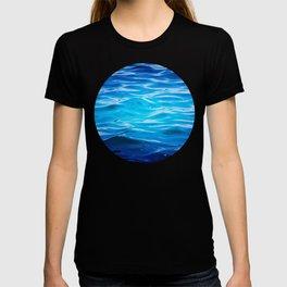 Calm Yet Restless T-shirt
