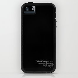 That thrill iPhone Case