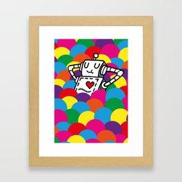 Ballpit Framed Art Print