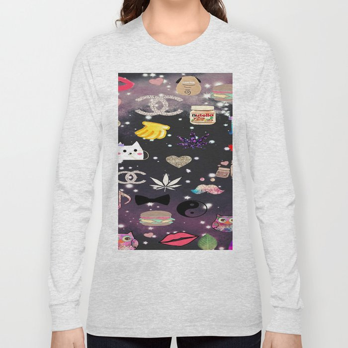 love it-325 Long Sleeve T-shirt