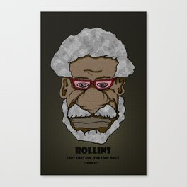 Sonny Rollins Saxophone Colossus  Canvas Print