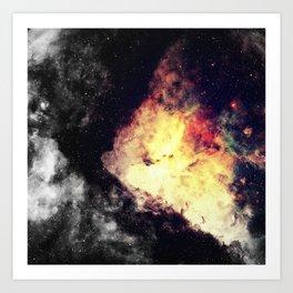 nebULA : Gateway to Heaven Art Print