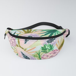 Tropical style 01 Fanny Pack