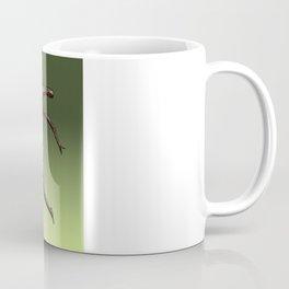 Stick Figure  Coffee Mug