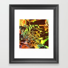 Another Sunday Impression Framed Art Print