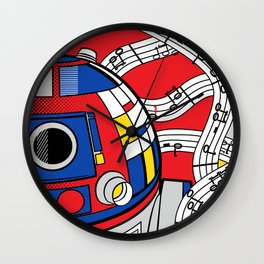 Luke Lichtenstein - Abstract Android Wall Clock