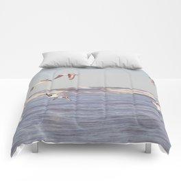 lullaby of birdland Comforters