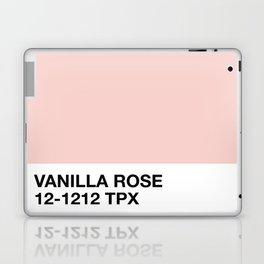 vanilla rose Laptop & iPad Skin