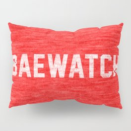 Baewatch Pillow Sham