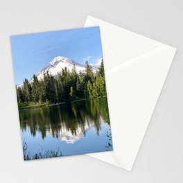 Mirror Lake in Spring Stationery Cards