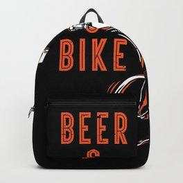 Beer and Bike Beer and Bike Backpack