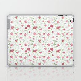 Sweet Carnations (light edition) Laptop & iPad Skin