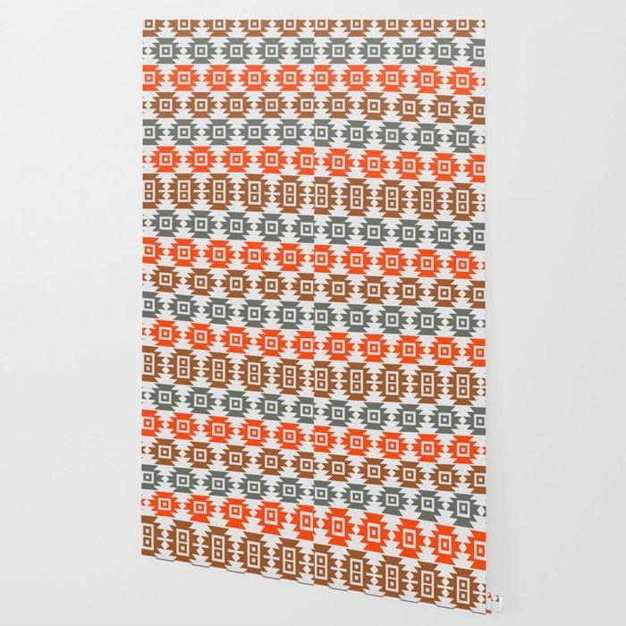 Shape-full retro geometry Wallpaper