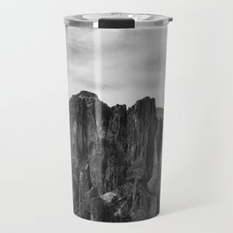 Superstition Mountains - Arizona Travel Mug