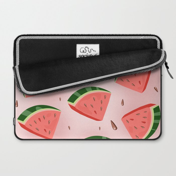 Water Melon's Laptop Sleeve