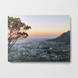 Landscape Photography by Lizzie Nairn Metal Print