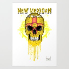 To The Core Collection: New Mexico Art Print