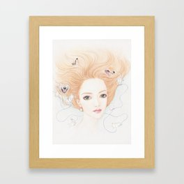 'Bound' Framed Art Print