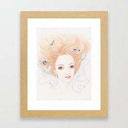 'Bound' Framed Art Print
