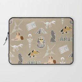 Archeo pattern Laptop Sleeve