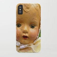 I'm Not Scary iPhone X Slim Case