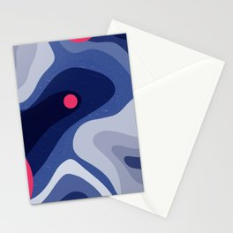 Dot | Happy modern Art Stationery Cards
