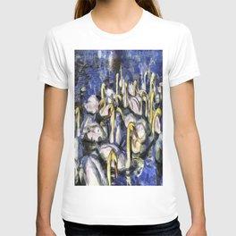 Swans Vincent Van Gogh T-shirt