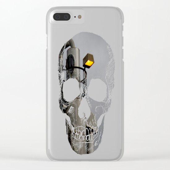 After the Fallout Clear iPhone Case