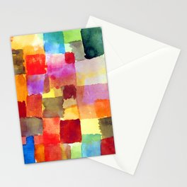 Paul Klee Untitled IV Stationery Cards