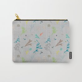 Elements of the Sea-light grey Carry-All Pouch